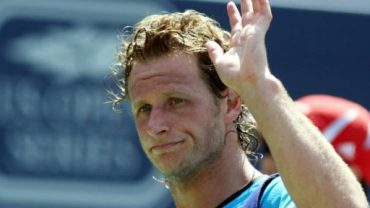 Nalbandian se despide ante Murray